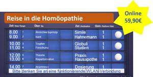 homöopathieausbildung
